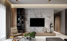 7 veces he visto estas magníficas muebles minimalistas. Living Room Tv Unit Designs, Design Living Room, Living Room Interior, Home Living Room, Home Interior Design, Living Room Decor, Tv Unit For Living Room, Living Room Tv Cabinet, Tv Wall Decor