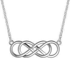double infinity symbol