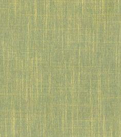 Home Decor Solid Fabric- Waverly Orissa Seagrass