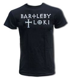 e329ce3a643 Bartleby And Loki T Shirt - Graphic Tees for Men