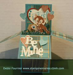 Stampmemories with Debbi: Simply Inspired CTMH New Idea Book Blog Hop