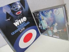 shopgoodwill.com: The Who on DVD CD Tommy Quadrophenia Royal Albert