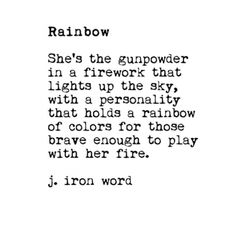 40 Quotes By Poet J. Iron Word That Remind You That You're Worthy Of Love