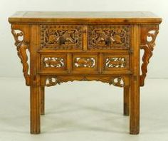 CHINESE ALTAR TABLE Asian Art & Antiques Auction | Official Kaminski Auctions