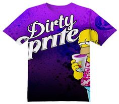 Dirty Sprite Tee Shirt
