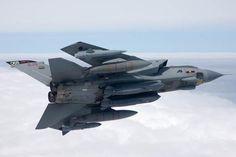 617 Sqn Tornado GR4