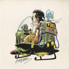 01-Tokoro George - Fuel Album_C28A0174_c_flyer | by Kami Sama Explorer Museum