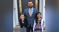 An Indiana dad brought his daughter and her best friend to an annual father-daughter dance to ensure no one would feel left out.