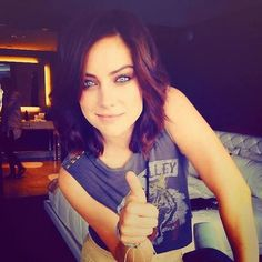 jessica stroup is clearly the most beautiful woman ever, other than cher & nina of course ☺️