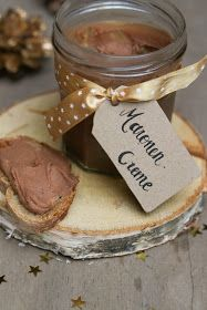 Chestnut cream – a spread that ennobles – Famous Last Words Smoked Beef Brisket, Smoked Pork, Fruit Smoothies, Smoothie Recipes, Raw Food Recipes, Snack Recipes, Grill Cheese Sandwich Recipes, Filling Food, Cinnamon Cream Cheeses
