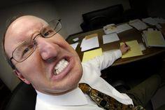 Psychopath als Chef: Was nun?