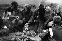 Wheeler Ranch Commune - Sonoma County, California