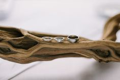 driftwood wedding rings the cottages on charleston harbor wedding