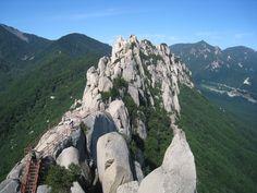[Especial BrazilKorea] Trilhando: Conheça a Montanha Seorak (Seoraksan)