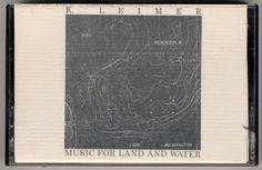 K. Leimer - Music For Land And Water (Cassette, Album)