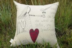 Message Scatter Cushion | Mooi Goete Scatter Cushions, Throw Pillows, Cushion Ideas, Bedroom Themes, Pillow Talk, Arts And Crafts, Messages, Afrikaans, Creative