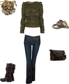 """""""Untitled #10"""" by eurich ❤ liked on Polyvore"""