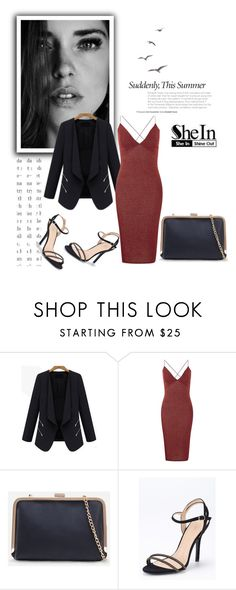 """""""SheIn 10/IV"""" by nermina-okanovic ❤ liked on Polyvore featuring New Look and shein"""