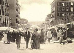 El Rastro - 1900- 1910