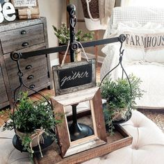 Vintage Farmhouse Decor 60 Handsome Fall Entry Table Decorating Ideas You Must Have Foyer Decorating, Decorating Your Home, Decorating Ideas, Decor Ideas, Country Farmhouse Decor, Rustic Decor, Vintage Farmhouse, Farmhouse Design, Farmhouse Style
