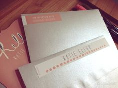7 things you can do with perfect stationery {a Minted giveaway}