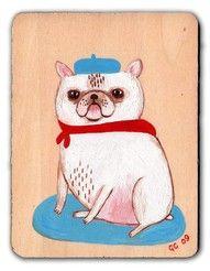 """french bulldog by """"Gemmabear"""""""