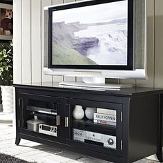 View 50 Black Beveled Glass Tv Stand Deals At Big Lots