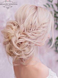 Wedding Hairstyles : 50 Long Wedding Hairstyles from Websalon Weddings