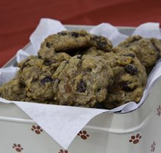 Persimmon Spice Cookies Raisin Cookies, Chocolate Chip Cookies, Spice Cookies, Some Recipe, Other Recipes, Spices, Rolls, Desserts, Food