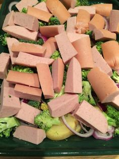 Cooking Recipes, Healthy Recipes, Feta, Cantaloupe, Nom Nom, Food And Drink, Yummy Food, Cheese, Fruit