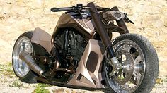 The Meanest Harley V-Rod of Them All - Photo Gallery