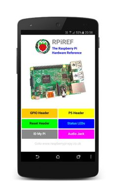 The RPiREF app has been updated to include the Pi 2, Pi 3 and Pi Zero. It's free for Android users! #RaspberryPi #Android