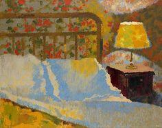Augusto Giacometti My Paris Hotel Room