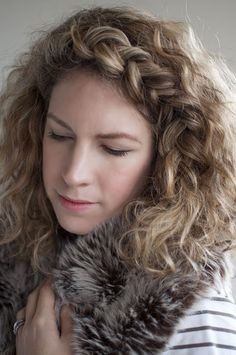 Curly Hairstyles: Ideas For Naturally Curly Hair | StyleCaster