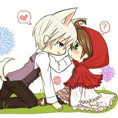 Junjou Romantica, Usagi-san and Misaki