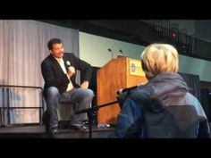The highlight of Neil deGrasse Tyson's talk in Michigan Wednesday night was the last question asked, by the world's smartest and most adorable 9 year old kid...