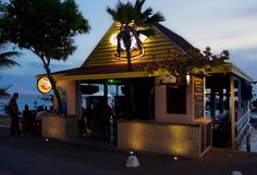Karel's Beach Barc - This popular bar in Bonaire is located on the water in the heart of downtown Kralendijk.