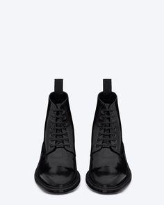 Saint Laurent's original boots.