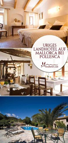 Das gemütliche Landhotel Vall de Pollensa befindet sich vor den Toren von Pollenca im Norden von Mallorca. Gemütliche Zimmer, himmlische Ruhe und ein schöner Garten mit tollem Blick erwarten euch in dem kleinen Hotel.
