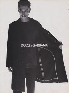 """"""" Dolce & Gabbana A/W 1998, by Steven Meisel. """""""