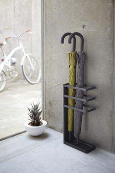 Amazon.com: YAMAZAKI home Layer Umbrella Stand, Black: Home & Kitchen