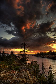 Isle Royale National Park Isle Royale National Park is in northern Michigan on…