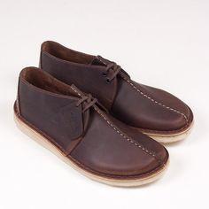 separation shoes cd8b0 5782f Clarks Originals Desert Trek - Beeswax Leather, Clarks Originals, LATEST,  £70.00, COMMONN - Nike - New Balance - Clae - Converse - Asics - The Quiet  Life