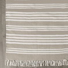 Dhurrie Rug | The White Company