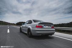 BMW M3 E46 CSL Nardo Grey