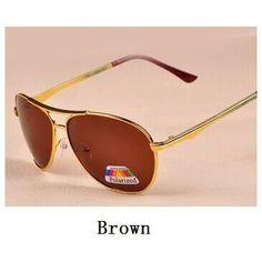 373d2601cfc Driving Aviators Polarized Aviator Sunglasses