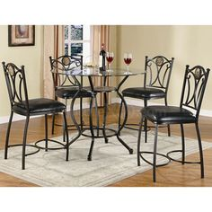 Monroe Counter Height Dining Room Set
