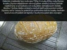 Baked Potato, Potatoes, Bread, Baking, Fruit, Ethnic Recipes, Food, Diet, Backen