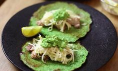 Check out Broccoli Tortillas on Eat Me