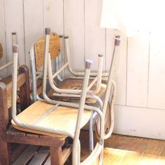 小学校 椅子 イス